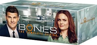 BONES -骨は語る- コンプリートDVD-BOX