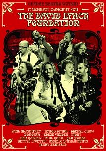 ポール・マッカートニー with リンゴ・スター&フレンズ Change Begins Within コンサート 2009