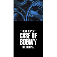 """GIGS"" CASE OF BOOWY THE ORIGINAL"