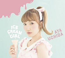 ICECREAM GIRL(通常盤)