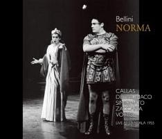 ベルリーニ:歌劇≪ノルマ≫全曲