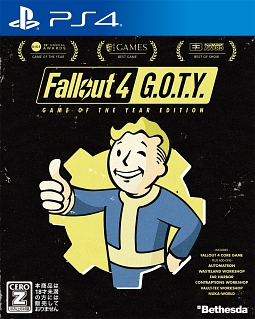 Fallout 4<Game of the Year Edition>