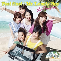 Feel fine!/Mr.Lonely Boy