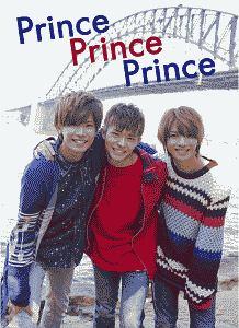 Prince 1st PHOTO BOOK