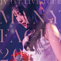 "JY 1st LIVE TOUR ""Many Faces 2017"""