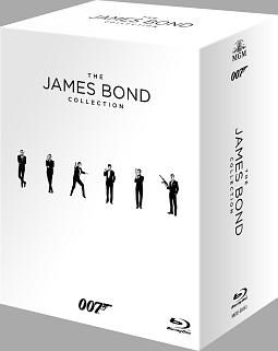 007 ブルーレイコレクション