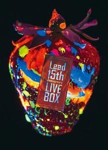 Lead 15th Anniversary LIVE BOX