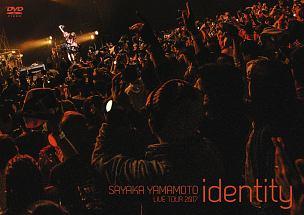 山本彩 LIVE TOUR 2017 ~identity~