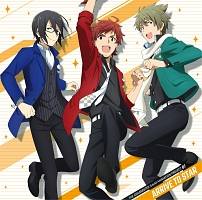 THE IDOLM@STER SideM ANIMATION PROJECT 07 ARRIVE TO STAR