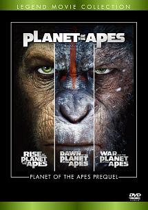 猿の惑星 <4K ULTRA HD+3D+2Dブルーレイ>