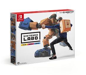 Nintendo Labo Toy-Con 02:Robot Kit