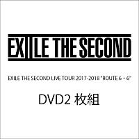 """EXILE THE SECOND LIVE TOUR 2017-2018 """"ROUTE6・6"""""""