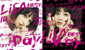 LiSA BEST -Day-&LiSA BEST -Way-