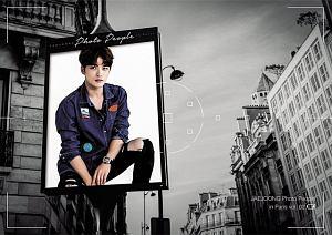 JAEJOONG Photo People in Paris vol.02