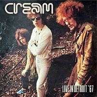クリーム『Live in Detroit '67』