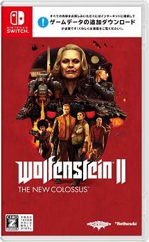 Wolfenstein II:The New Colossus