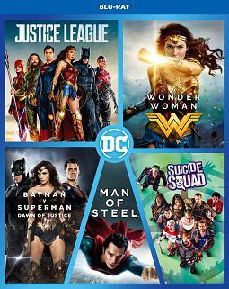 DCユニバース 5フィルムコレクション