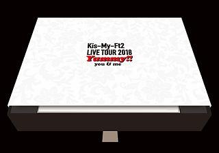 LIVE TOUR 2018 Yummy!! you&me