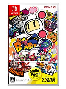 SUPER BOMBERMAN R SMILE PRICE COLLECTION