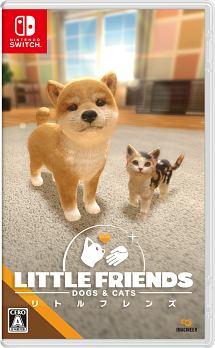 LITTLE FRIENDS -DOGS & CATS-
