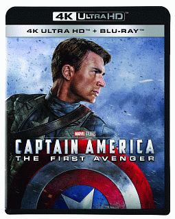 キャプテン・アメリカ/ザ・ファースト・アベンジャー 4K UHD