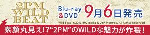 2PM WILD BEAT~240時間完全密着!オーストラリア疾風怒濤のバイト旅行~